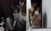 MAN AND MISTRESS WHO TOOK PHOTOS INSIDE THE MOTEL WAS BUSTED