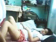 Pinay college couple homemade sex video